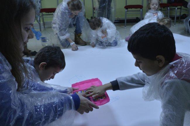 'Hadi Bizi Gönülden Destekle' Projesi Gönüllü Etkinliğe Dönüştü