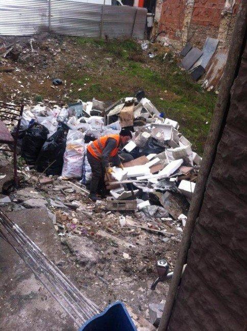 Belediyeden Vatandaşa 'Çöp' Uyarısı