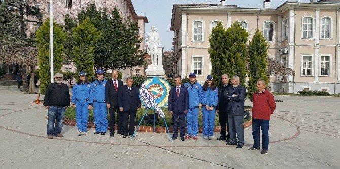 Türk Hava Kurumu Kuruluşunun 91. Yılını Kutladı