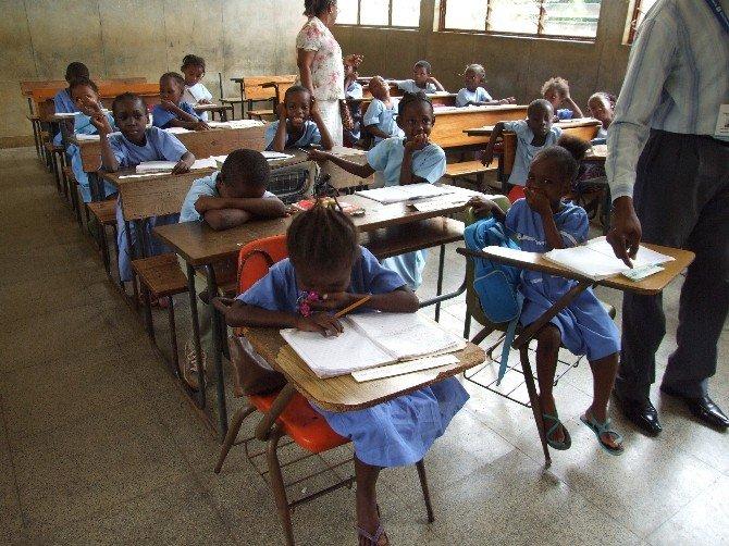 TİKA Heyetinden Sao Tome Ve Principe'ye İnceleme Ziyareti