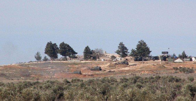 TSK, Pyd Mevzilerini Vurmayı Sürdürüyor
