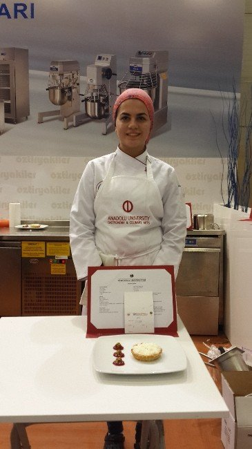 Anadolu Üniversitesi Aşçılık Takımı Madalyalarla Döndü