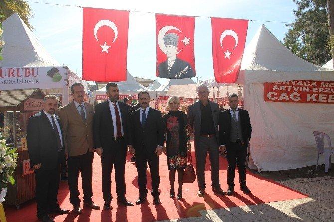 Türkiye Gaziler Vakfı, İskenderun'da Fuar Açtı