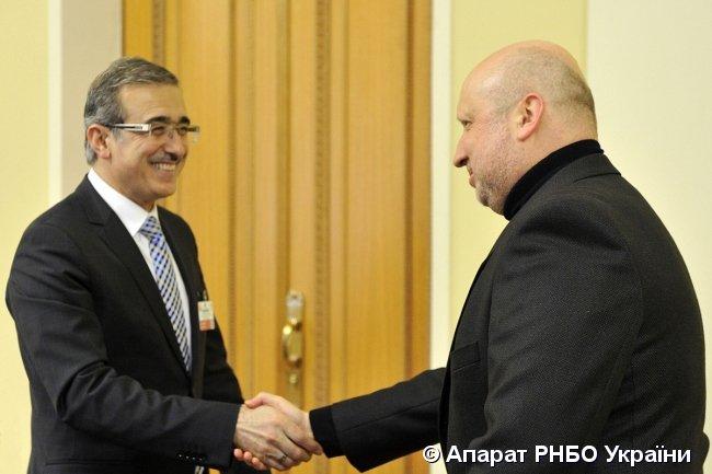 Ukrayna ile Türkiye, birlikte askeri araç ve silah üretecek