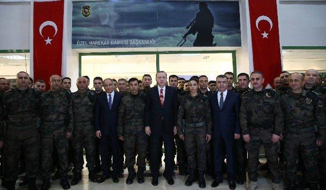 Cumhurbaşkanı Erdoğan'dan İki 'Özel' Ziyaret