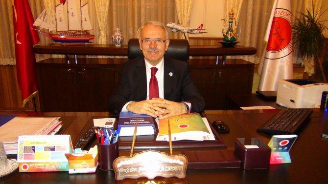 Rektör Karacabey: Bozok Üniversitesi'ni hep birlikte geliştireceğiz