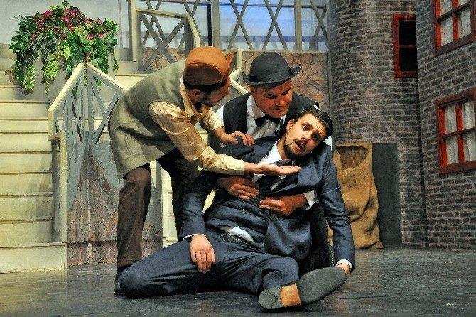 Büyükşehir Şehir Tiyatroları'nın Şubat Ayı Programı