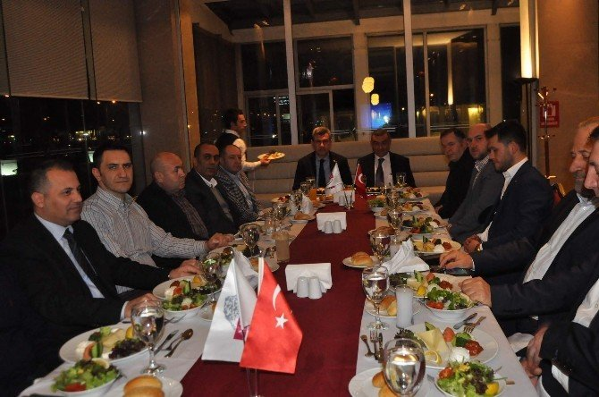 Afsiad Aylık İstaşere Ve Değerlendirme Toplantısı