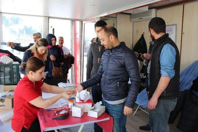 Türk Kızılayı'na Alaşehir Belediyesi'nden Tam Destek