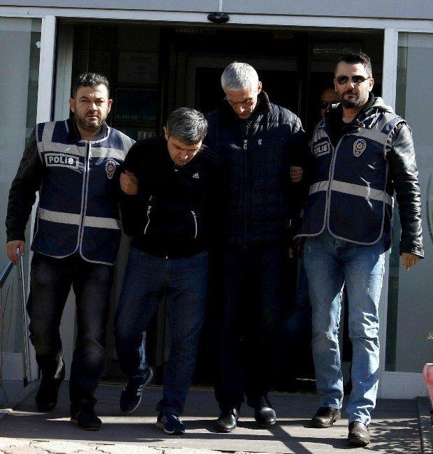 Araçtan 105 Bin TL Çalan Gürcü Hırsızlar Burdur'da Yakalandı