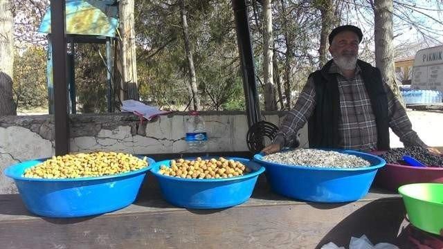 Avanos'ta Doğal Ürün Ve Emek Stantları Yaygınlaşıyor