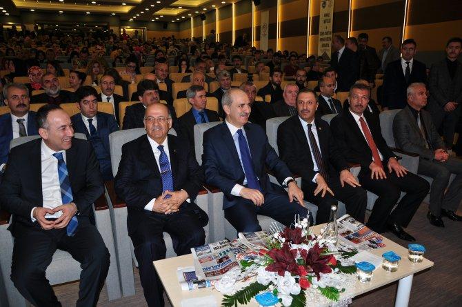 Numan Kurtulmuş: Millet CHP'yi Anayasa kaçkını bir parti olarak görür