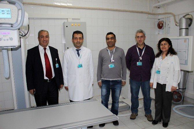 Foça Devlet Hastanesinden Son Teknoloji Hizmet