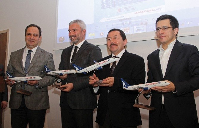 Başkan Aksu, Almanya'dan Ordu-giresun Havaalanı'na Direkt Uçuş İstiyor