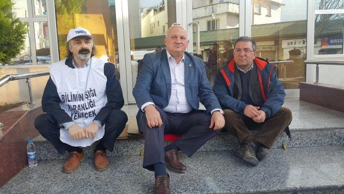 Cerattepe için açlık grevi başlatan Bayraktutan: Cengiz mi güçlü devlet mi, göreceğiz