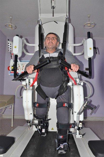 Robot Teknolojisi Yürüme Engellilerin Umudu Oldu