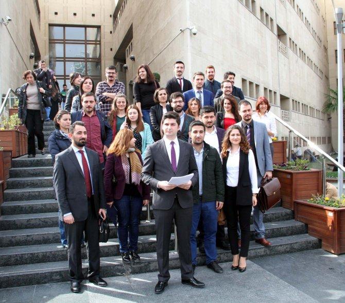 Genç avukatlardan asgari ücret isyanı