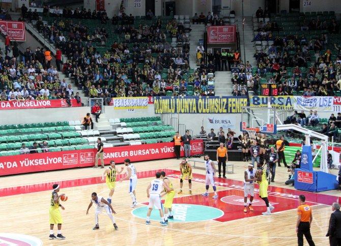 Fenerbahçe: 89 - Demir İnşaat Büyükçekmece: 69
