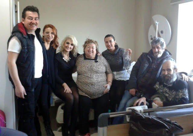 Çocuklar Duymasın'ın Gülfidan Halası Tüp Mide Ameliyatı Oldu
