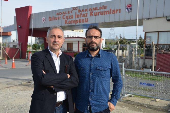 Said Sefa: Hukukun siyasete alet edilmediği bir Türkiye hayal ediyoruz