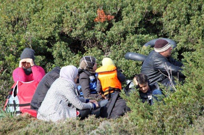 Havalar Isınınca Göçmen Hareketleri Hızlandı