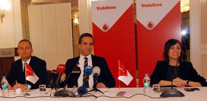 Vodafone'dan Gaziantep'e Dev Yatırım