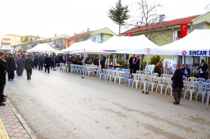Diyarbakır şehidinin acısı Ankara'daki baba ocağına ulaştı