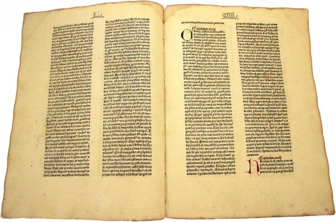 İşta dünyanın en küçük kitabı ve en ince kağıdı