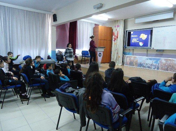 385 Öğrenciye Organik Tarım, İyi Tarım Ve Gıda Hijyen Eğitimi