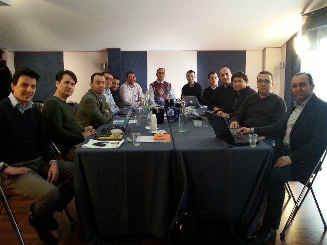 Esişgem Koordinatörlüğünde İtalya'da Girişimcilik Eğitimi Toplantısı
