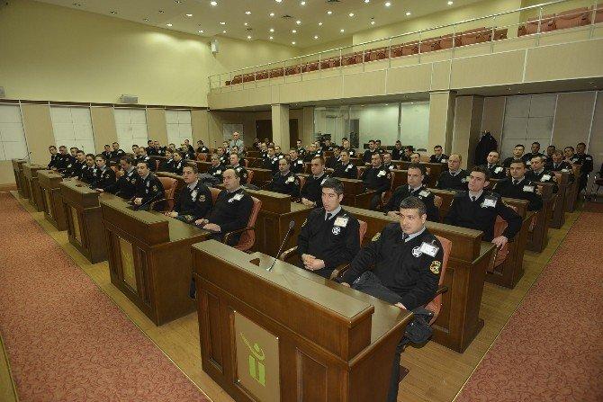 Özel Güvenlik Personeli Eğitimleri Devam Ediyor