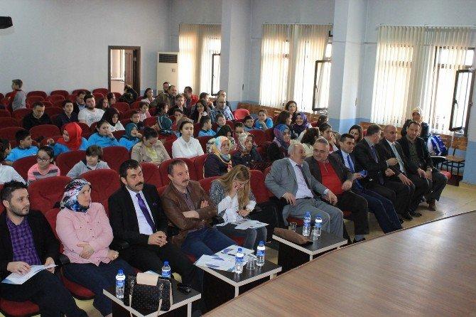 Fatsa'da İstiklal Marşı'nı Ezbere En Güzel Okuma Yarışması