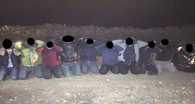Gaziantep Ve Kilis'te 13 IŞİD Militanı Yakalandı