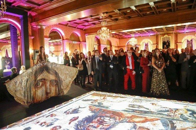 Gaziantep'in Mozaikleri İsviçre'de Tanıtıldı