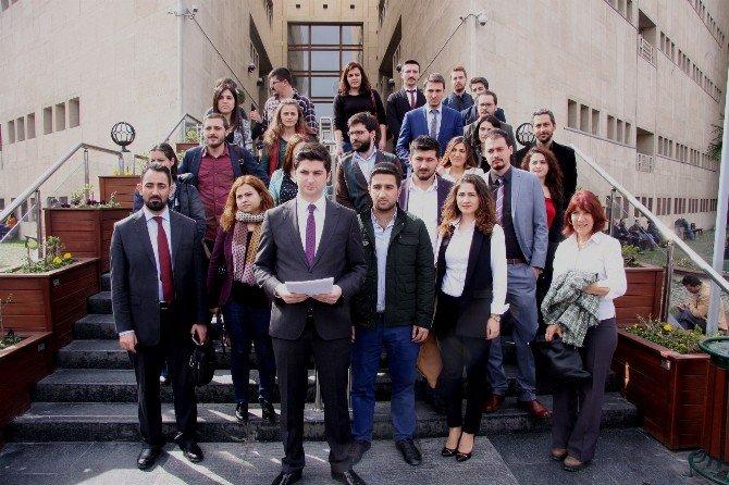 Bursa'daki İşçi Avukatların Asgari Ücret İsyanı