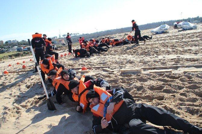Türk Sar Timlerinin Eğitimleri Nefes Kesti