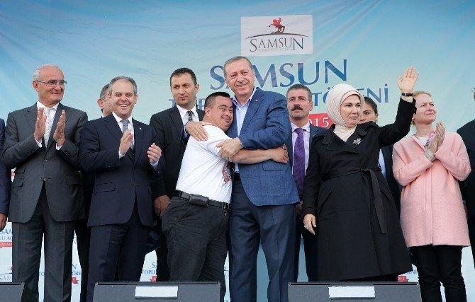 Samsun'a 14 Yılda 11.3 Milyar Liralık Yatırım