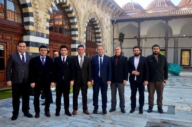 """Topoğlu: """"Gençleri Geleceği Taşıyacak Akademik Çalışmalara Önem Vereceğiz"""""""