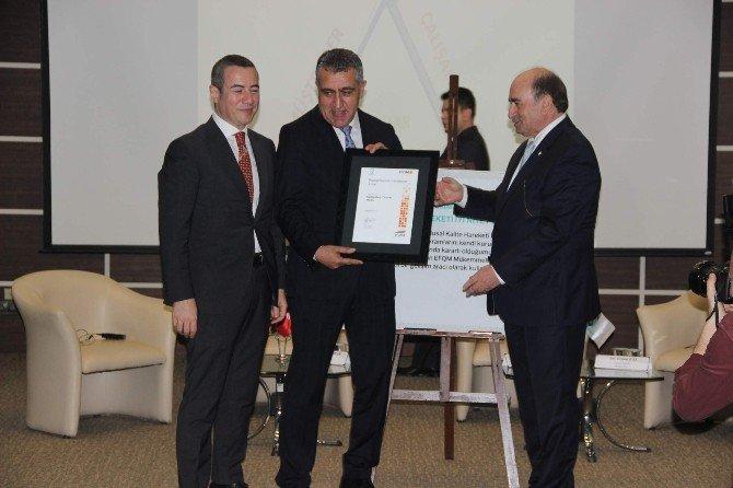 GTO'da Ulusal Kalite Hareketi İyi Niyet Belgesi Törenle İmzaladı