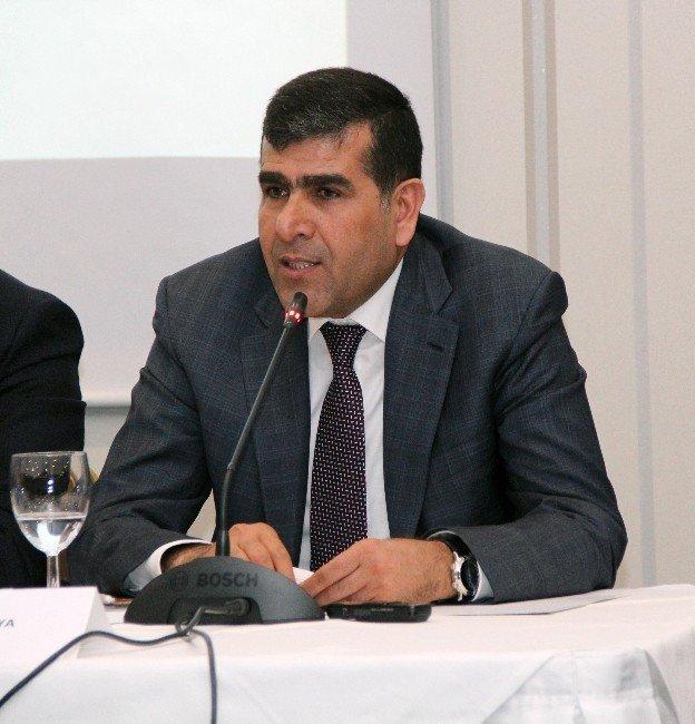 Güneydoğu Anadolu Hububat Bakliyat Yağlı Tohumlar Ve Mamulleri İhracatçıları Birliği Başkanı Mahsum Altunkaya:
