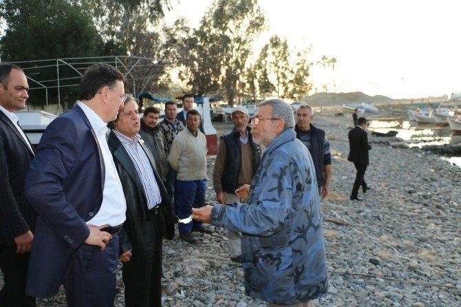 Payas'a Balıkçı Barınağı Yapılacak