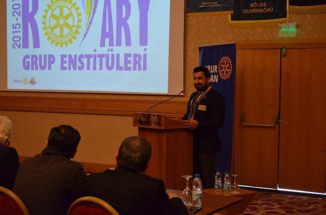 Rotaryenler İskenderun'da Buluştu