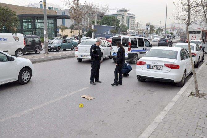 Şehrin göbeğinde silahlı çatışma