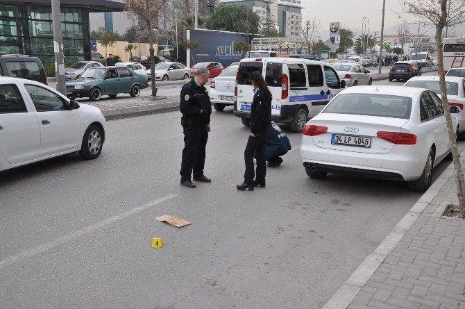İzmir Adliyesi Yakınında Silahlı Kovalamaca