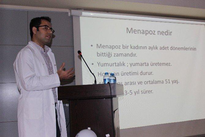 Kadın Doğum Hastanesi'ne Menopoz Okulu Açıldı