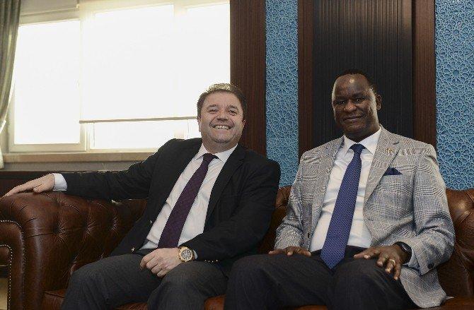 Maltepe İle Mombasa Kardeş Şehir Oluyor
