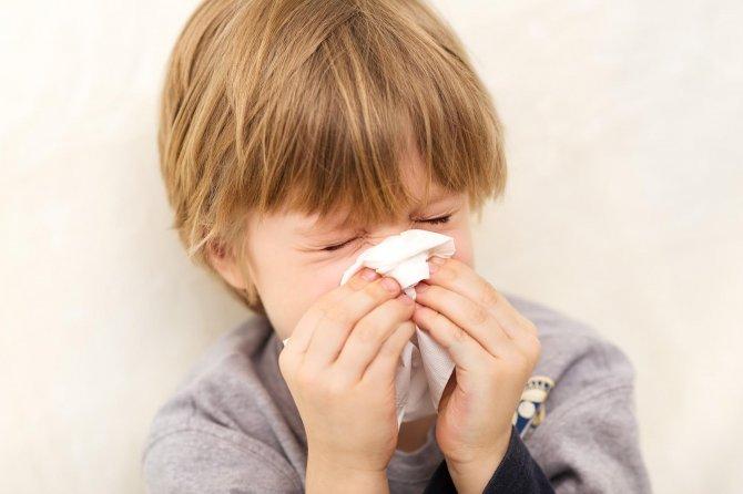 Çocuklarda kış boyunca süren hastalıkların sebebi alerji olabilir