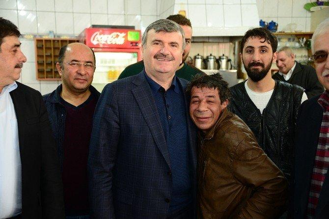 """Akyürek: """"Konya'daki Kahvehaneler Marka Olacak"""""""