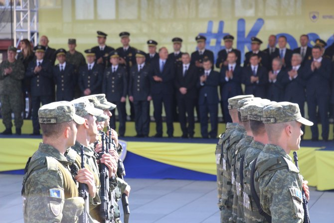 Kosova'da bağımsızlık günü kutlanıyor