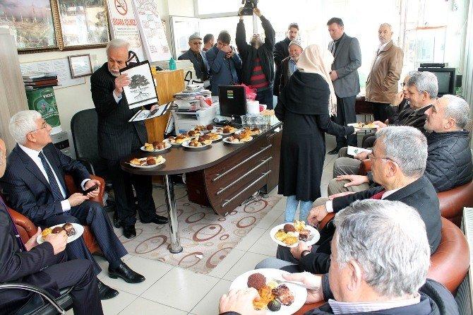 Karaman'da Mader-i Mevlana Mümine Hatun Vakfı Açıldı